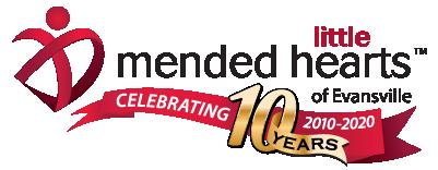 Mended Little Hearts Evansville Logo